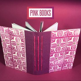 PINK BOOKS - Paper & more