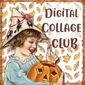 Digital Collage Club