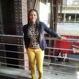 Jacqueline Tshomela