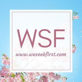 We Seek First