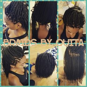 Braids by Quita