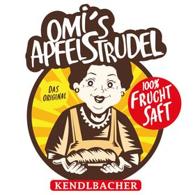 Omi's Apfelstrudel fruit juice