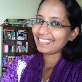 Roselin Antony @Sarah's Kitchen