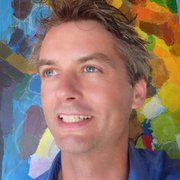 Kunstenaar Jan Stroeve
