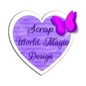 Scrap World Magic Design