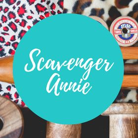 Scavenger Annie | Sewing, machine embroidery & crafts with a twist!