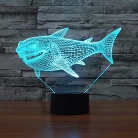 3D Light Lamps