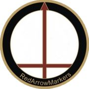 Red Arrow Markers