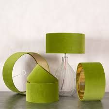 Vintage Lamp Shades