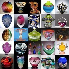 ( Art Glass )