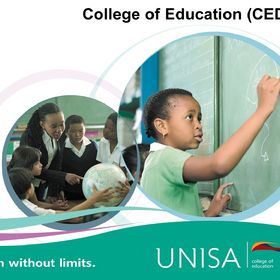Unisa Library CEDU College of Education
