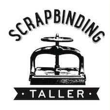 Scrapbinding Taller