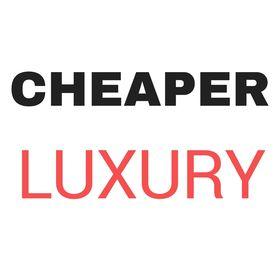 Cheaper Luxury