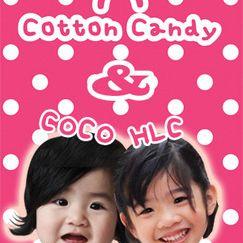 Cotton Candy  Kids
