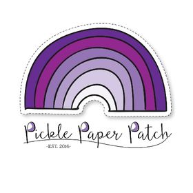 Pickle Paper Patch