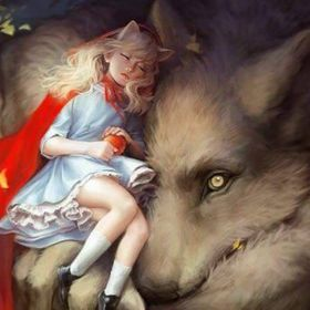 Wolf From Another World