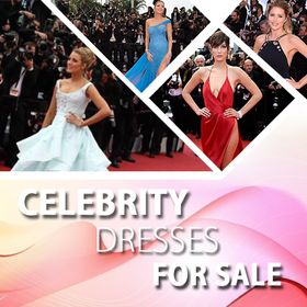 The Celebrity Dresses