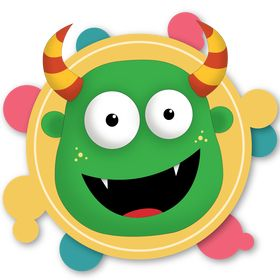 M is for Monster | Toddler and Preschool Learning Activities