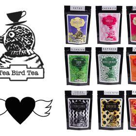 Balcony Bloomer - Tea Bird Tea