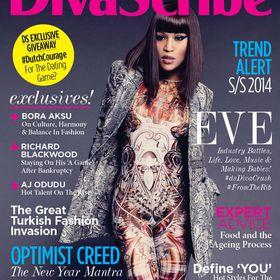 DivaScribe Magazine