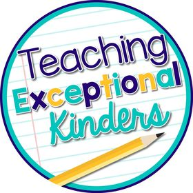 Teaching Exceptional Kinders by Amy Murray