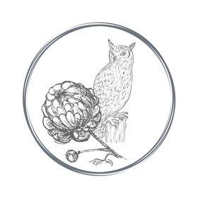 An Owl and a Protea