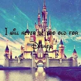 Disney Nerd
