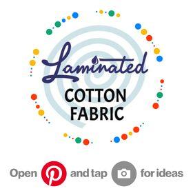 LAMINATED Cotton Fabric
