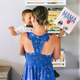 Bumps and Bottles | Practical Organization and Kid Friendly Decor