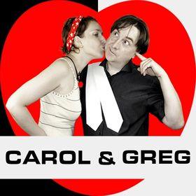 Carol & Greg .