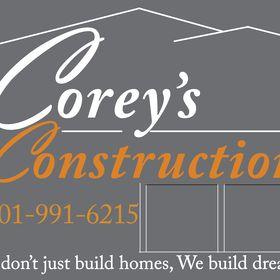Corey's Construction