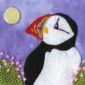 Puffin Patchwork