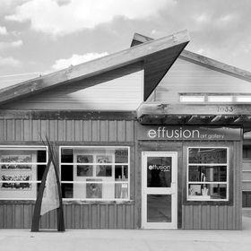 Effusion Art Gallery + Glass Studio