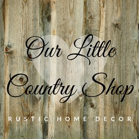Our Little Country Shop