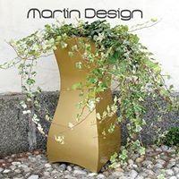 Fioriere Martin-Design