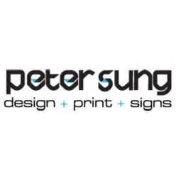 Peter Sung Design, Print and Signs