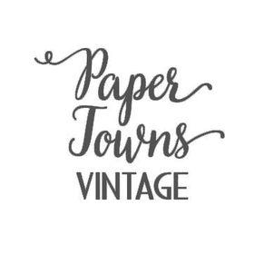 Paper Towns Vintage