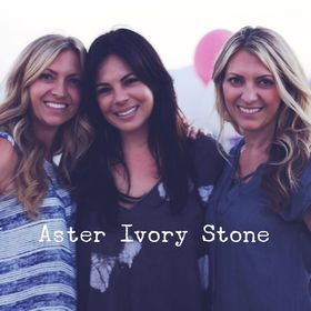 Aster Ivory Stone| Trendy Boho Chic Boutique