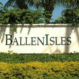 BallenIsles Homes for Sale