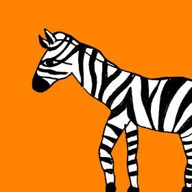 Cheeky Zebra
