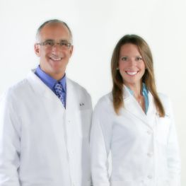 Dr. Joseph D'Angelo and Dr. Ashley Olson