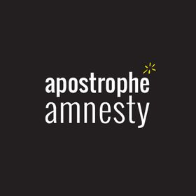 Apostrophe Amnesty
