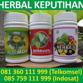 Obat Herbal Keputihan Manjur