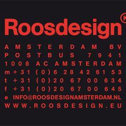 Roosdesign Amsterdam