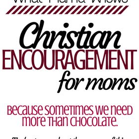 Elizabeth  |  What Mama Knows  | Christian Encouragement For Moms