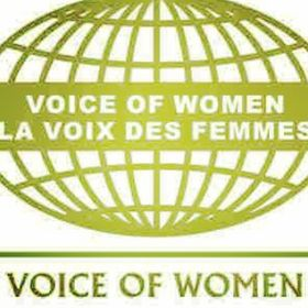 VOW Canadian Voice of Women for Peace