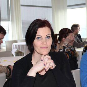 Kristín Hallgrímsdóttir