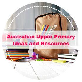 Aussie Upper Primary Teachers