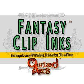 Fantasy Clip Inks William McAusland