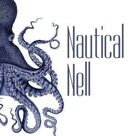 Nautical Nell Coastal Art Prints & Cushions